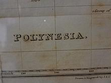 1831 Map of Polynesia
