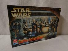 Star Wars Cantina Action Scene