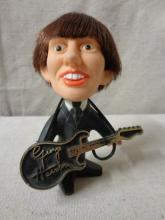 1964 George Harrison Rubber Doll with Guitar