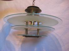 Art Deco-Style Pendant Lamp