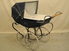 Silver Cross Marlborough Coach Built Pram