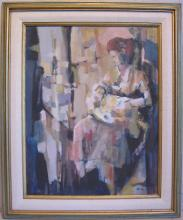 Elaine Burtch Acrylic on Canvas
