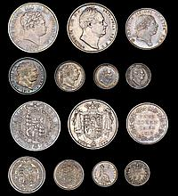 BRITISH COINS, George III (1760-1820)