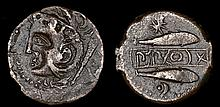 ANCIENT COINS, Greek Coinages