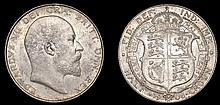 BRITISH COINS, Edward VII (1901-1910)