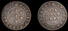 BRITISH TOKENS, 17th Century Tokens