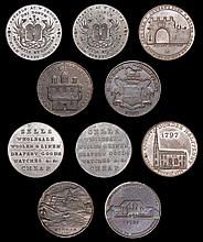 BRITISH TOKENS, 18th Century Tokens