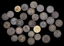 British Tokens From Various Properties