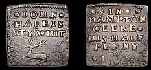 Tokens From the Late David Griffiths Collection (Part Vi)