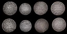 17th Century Tokens From the Collection Formed By Val and John Theobald