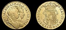 A Collection of British Gold Coins, 1662-1813, the Property of A Cambridge Scholar