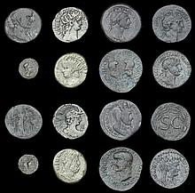Ancient Coins – Lots