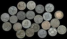 The Collection of 18th Century Tokens Formed By the Late Robinson S. Brown Jr (Duplicates I)
