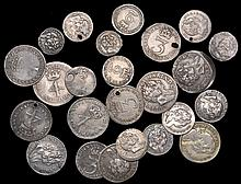 Maundy Coins and Sets, 1660-1792, From the Collection of the Late Harrington Manville