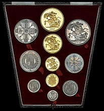 Coins, Paper Money, Tokens and Historical Medals