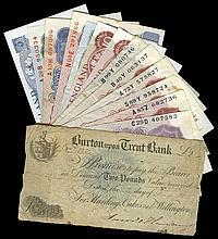 British Paper Money - Lots