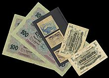 World Paper Money - Lots
