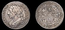Scottish Silver Coins and Tokens, 1664-1807, From the Collection of the Late Harrington Manville