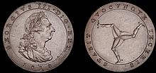 Isle of Man Coins and Tokens From Various Properties