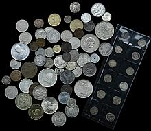 World Coins and Tokens - Lots