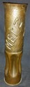 US WWI Trench Art Artillery Shell