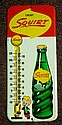 SQUIRT SODA THERMOMETER