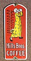 HILLS BROS. COFFEE THERMOMETER