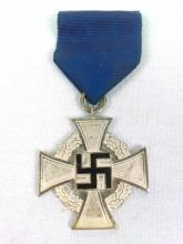 WWII Nazi 25 Year Service Medal