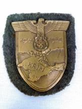 WWII Nazi Krim Shield
