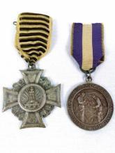 2 German Medals