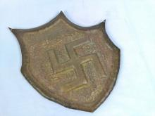 Trench Art Nazi Swastika