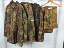 West German Camo Grouping