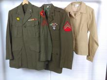 Marine Uniforms