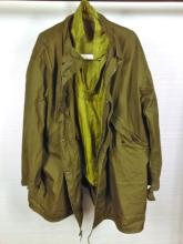 ECW parka and field jacket liner