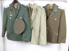 East German Uniforms