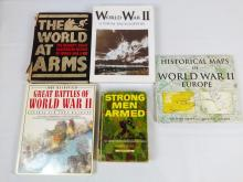 5 WWII History Books
