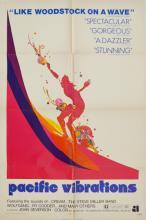 Rick Griffinås Original Pacific Vibrations Poster