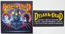 Rick Griffin's Dylan & The Dead Poster Set