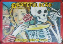 Grateful Dead Very Large Promo Poster for