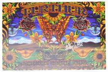 Phil Lesh Bob Weir Furthur Spring Tourÿ2012 Poster