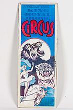 King Royal Bros. Circus Poster