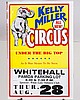Kelly Miller Circus Poster
