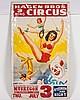 Hagen Bros. Circus Poster
