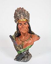 Chalk Cigar Indian