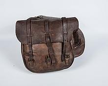 Original Military U.S. Saddle Bags