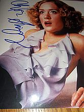 CHLOE SEVIGNY AUTOGRAPHED PHOTO