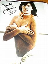 PHEOBE CATES AUTOGRAPHED PHOTO
