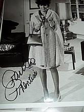 PAULA PRENTISS AUTOGRAPHED PHOTO