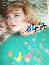 Glynis Johns AUTOGRAPHED PHOTO