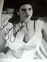 JENNIFER CONNELLY AUTOGRAPHED PHOTO